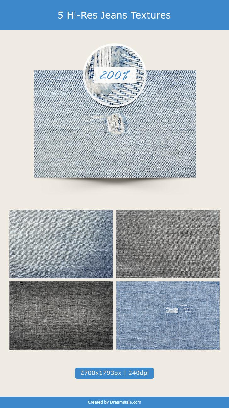 download high resolution denim jeans textures
