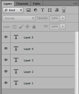 Export layers to seperate files in photoshop 1