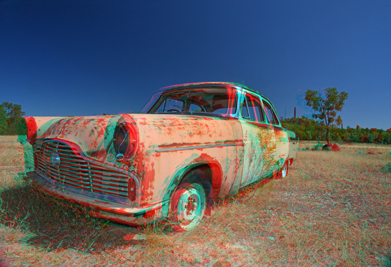 3d anaglyph effect in photoshop final work