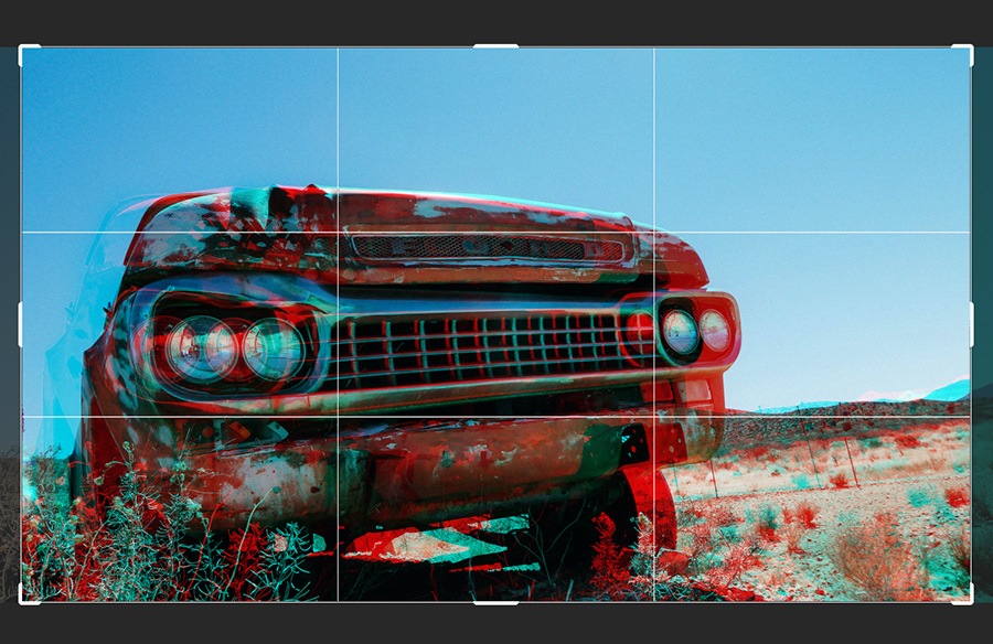 Quick Tutorial: 3D Anaglyph Effect in Photoshop