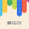 Freebie: Vector Pattern Backgrounds