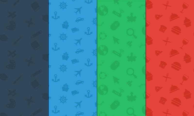 Freebie Icon Pattern Backgrounds Set Dreamstale