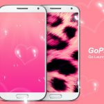 GoPink Android Theme for Go Launcher EX