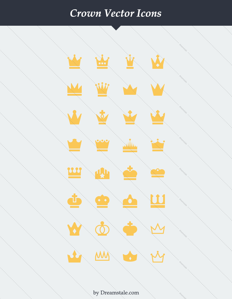 32-premium-crown-vectors 2