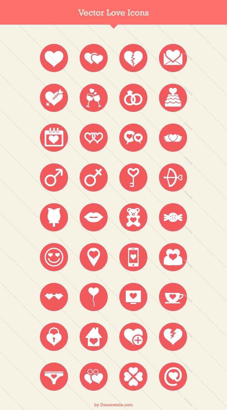 36 premium love icons 3