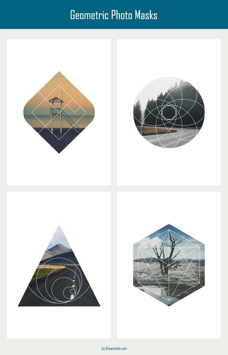 4-free-geometric-photo-masks