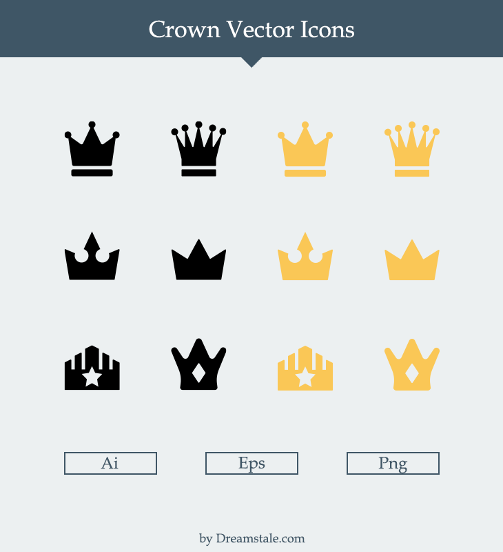 freebie-Crown-vector-icons-set-preview