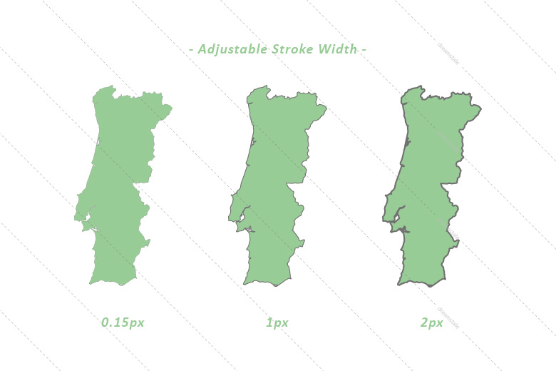 adjustable-stroke-width-europe-map