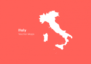 italy-vector-maps