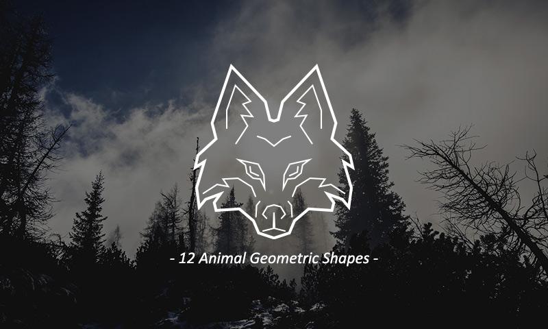 Freebie: Animal Geometric Shapes