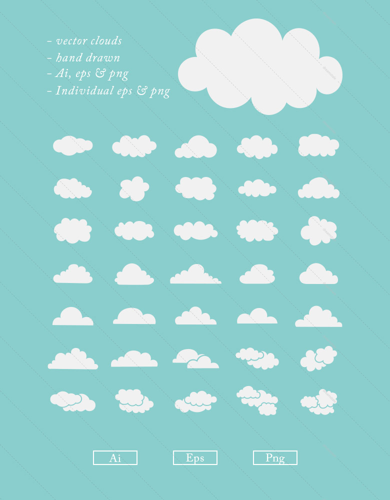35-hand-drawn-vector-clouds-lrg1