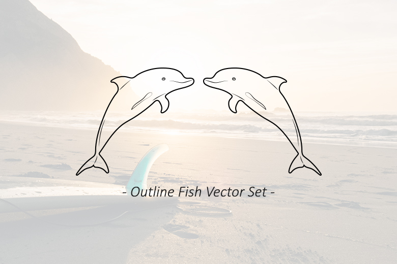 fish outline clip art dreamstale - Outline Of Fish