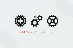 Gear-Vector-Icons-Set