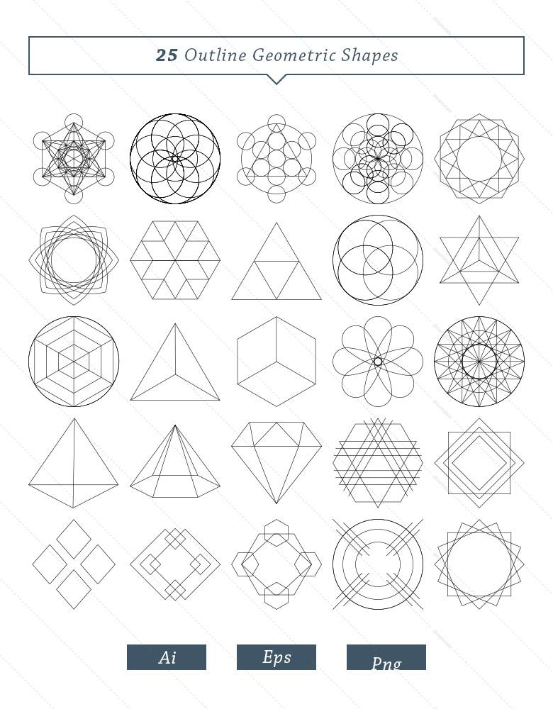 Outline-Geometric-shapes-lrg1