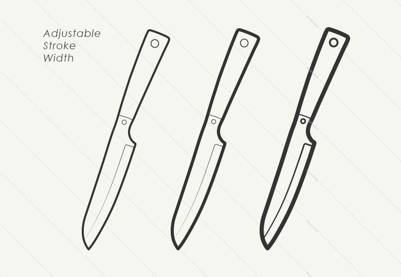 kitchen-knives-stroke-width