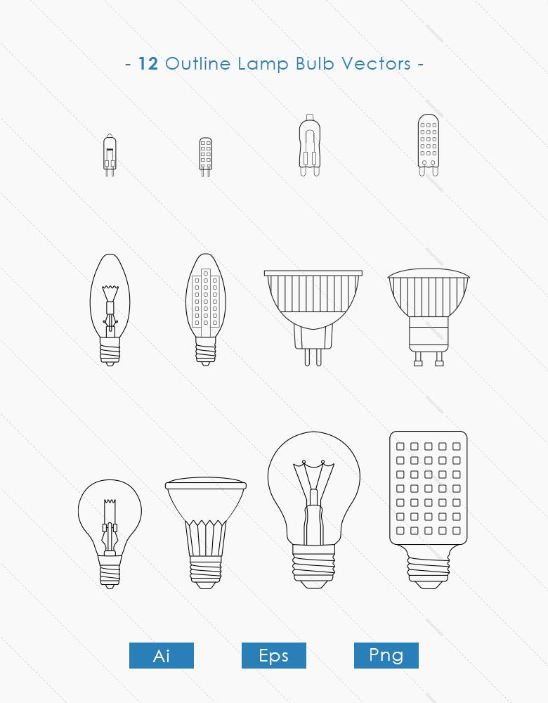outline-lamp-bulb-vectors-preview1a
