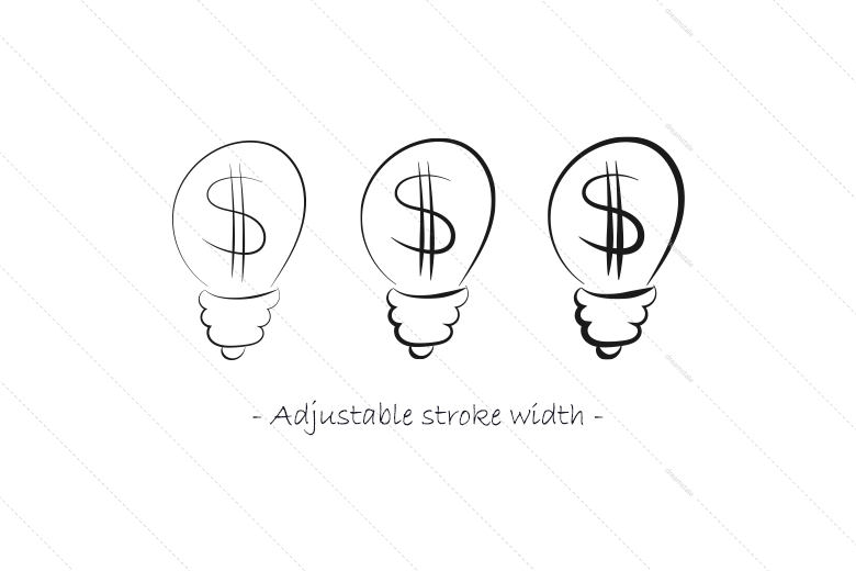 vector-light-bulbs-adjustable-stroke-width1