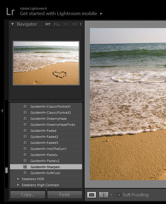Tutorial: Beach Scene Post-production with Lightroom - Dreamstale