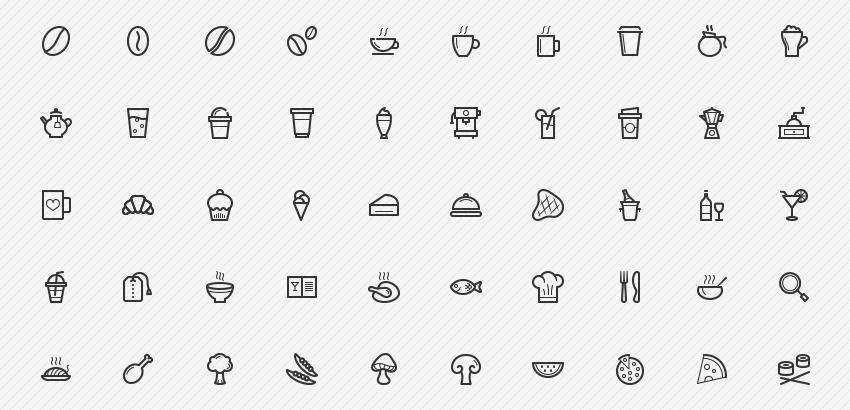 cafe-restaurant-50-icons-sharpicons