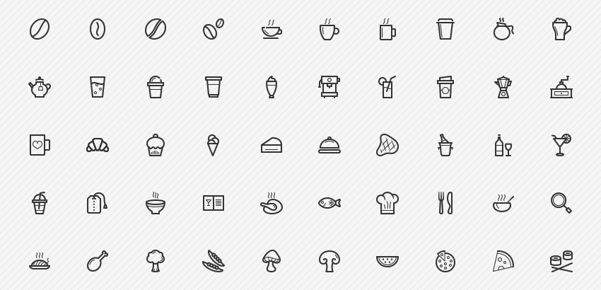 cafe-restaurant-50-icons-sharpicons