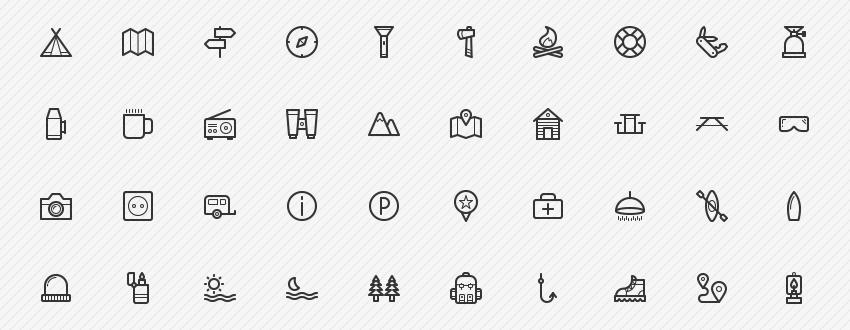 camping-icons-40-sharpicons