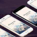 Freebie: iPhone 6s Mockups