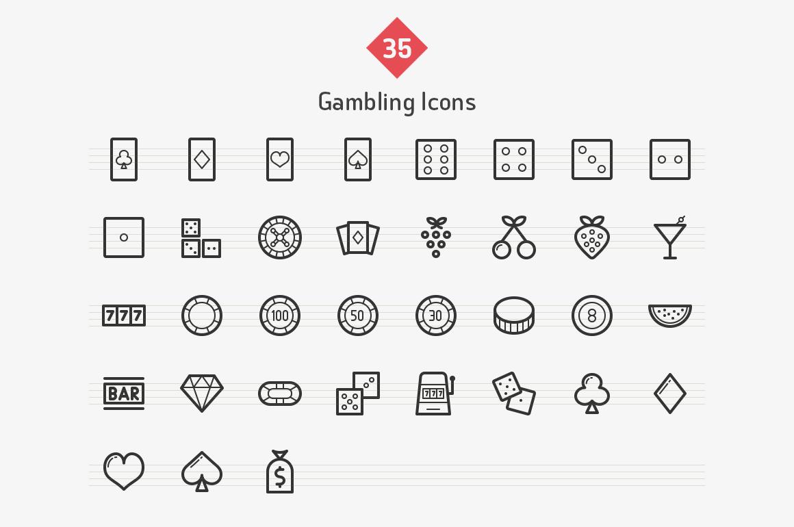 35-gambling-line-icons-sharpicons-list
