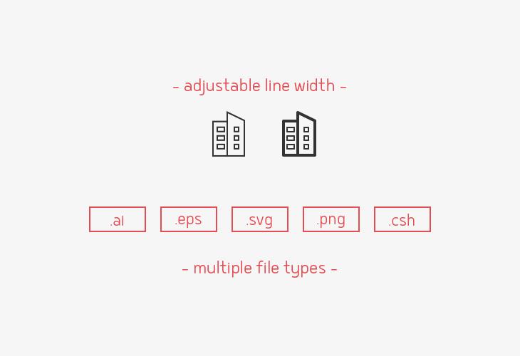 50-building-landmarks-line-vector-icons-sharpicons-adjustable-line