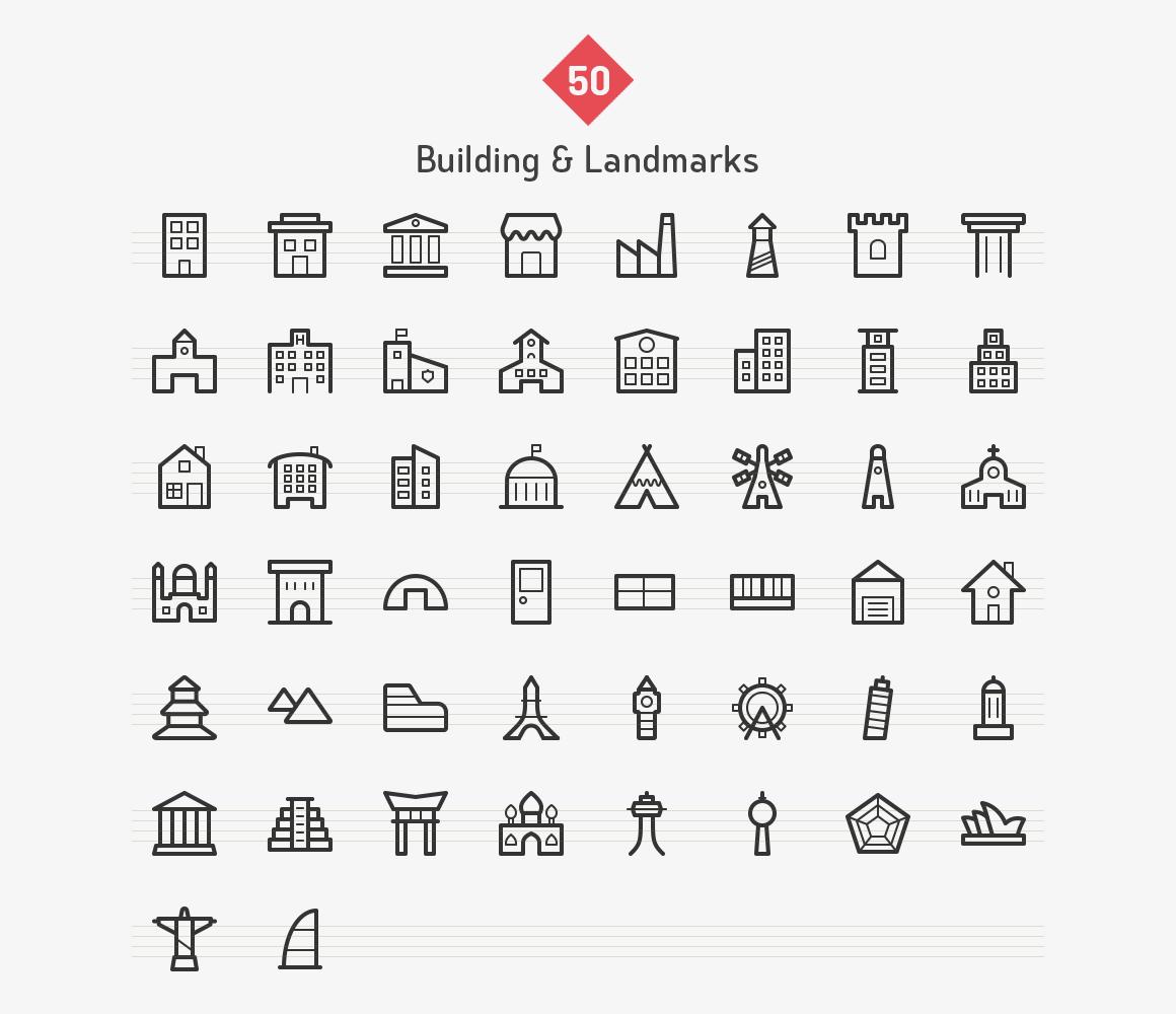 50-building-landmarks-line-vector-icons-sharpicons-large