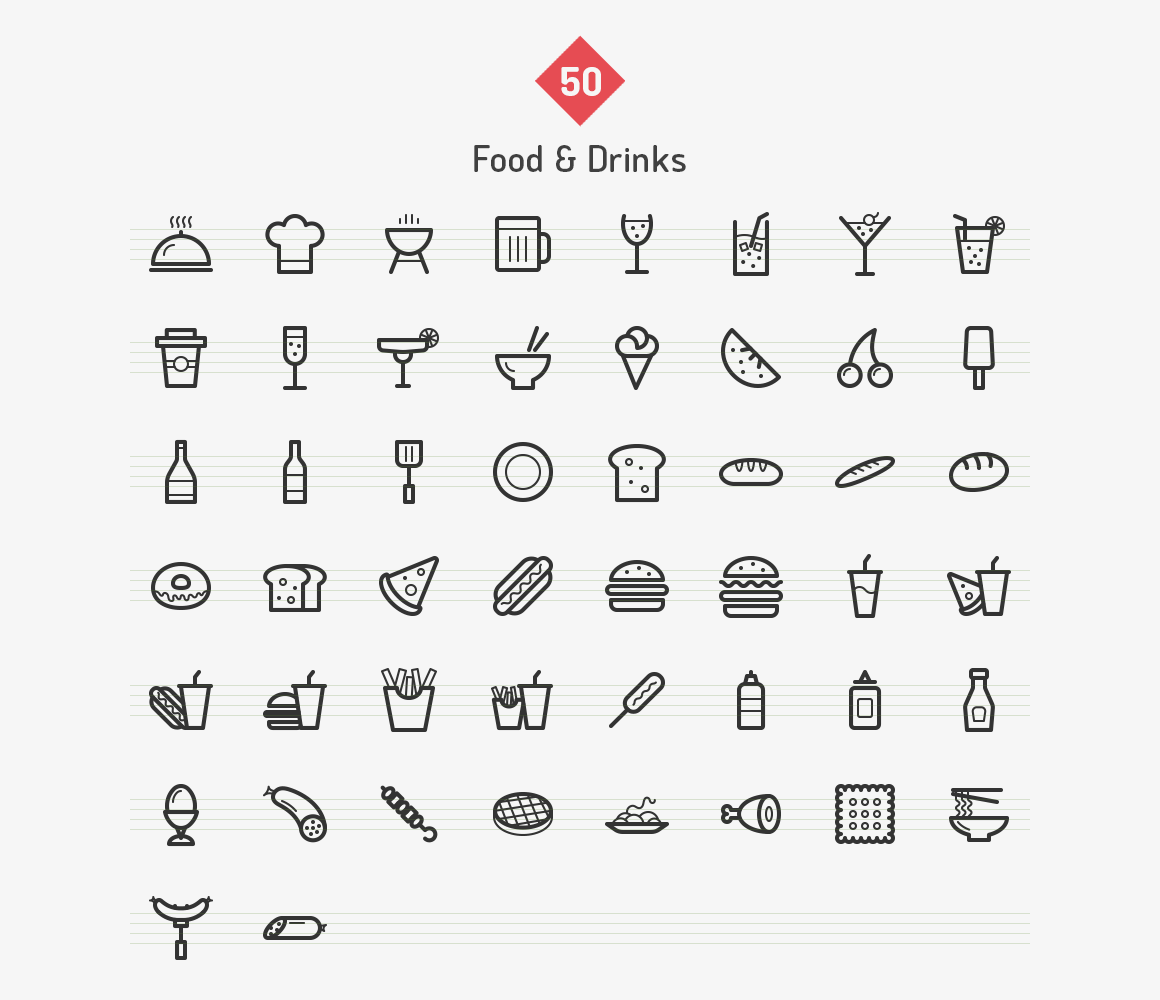 50-food-drink-line-icons-sharpicons-icons