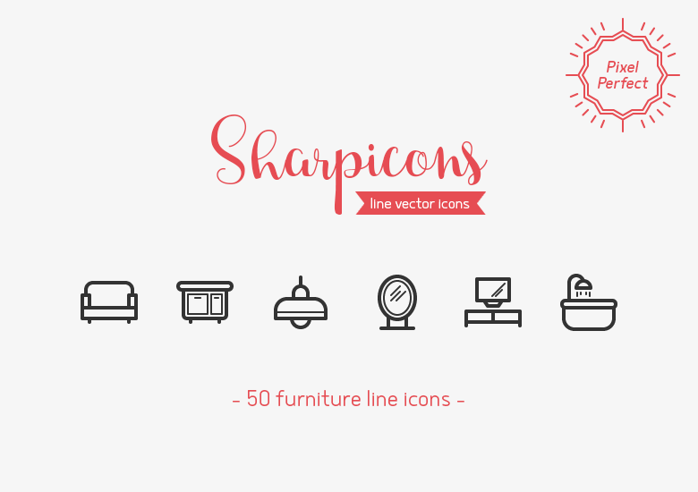 50-furniture-line-icons-sharpicons-preview