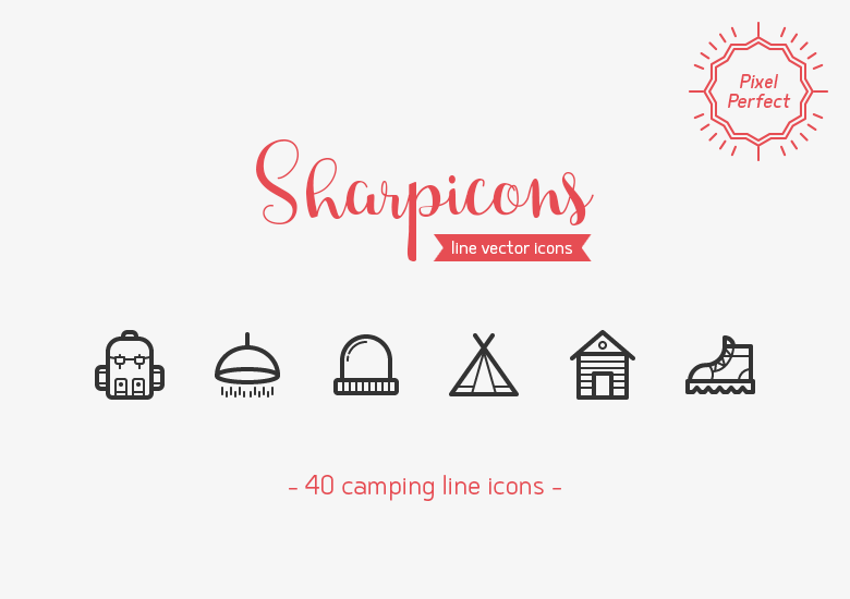 camping-line-vector-icons-sharpicons