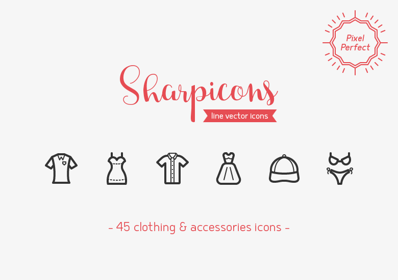 clothes-accessories-line-vector-icons-sharpicons