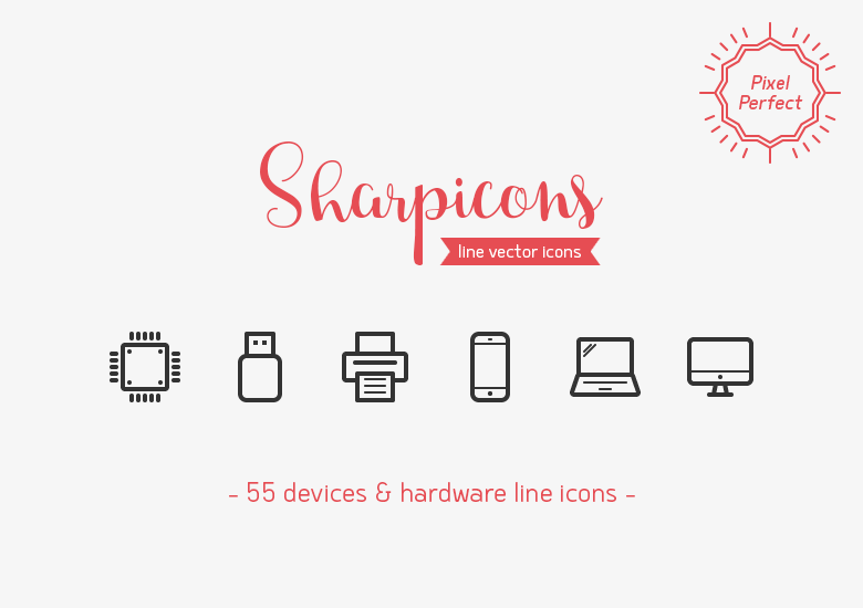 devices-hardware-line-vector-icons-sharpicons