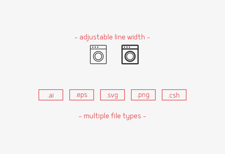electronic-appliances-line-vector-icons-sharpicons-line-width