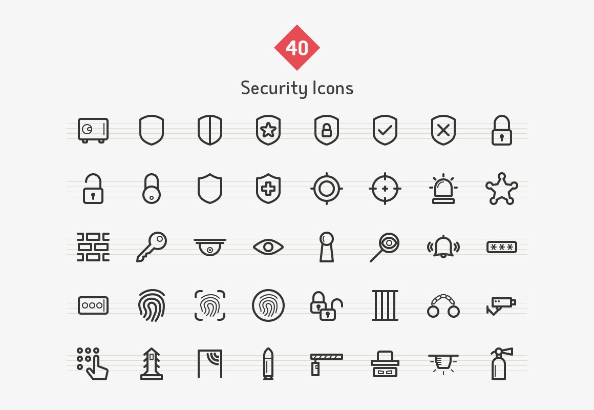 security-line-icons-sharpicons-list