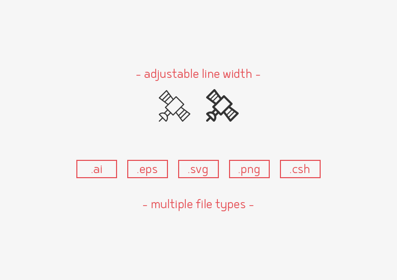 space-line-icons-sharpicons-width