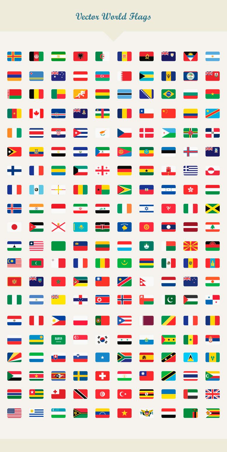 242-vector-world-flags