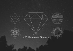 25-geometrics-outline-shapes
