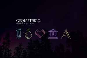Geometrico-70-line-icons-letters