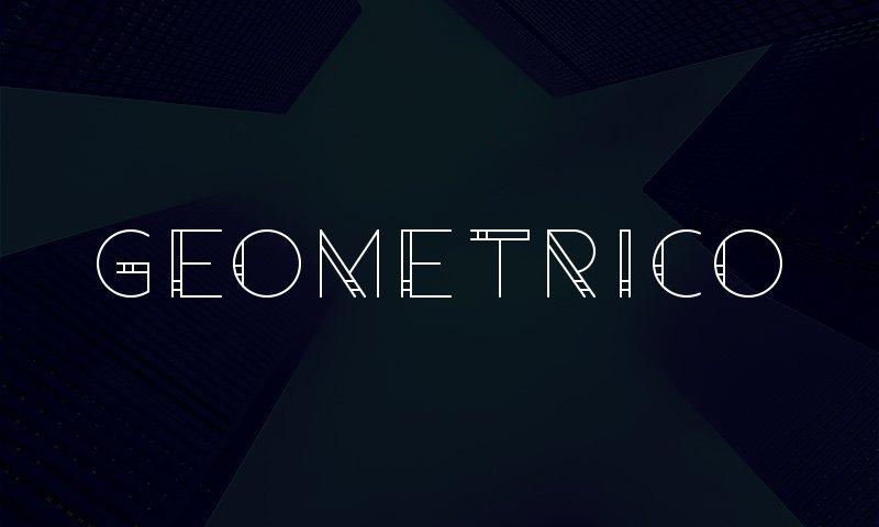 Geometrico-free-font-480px