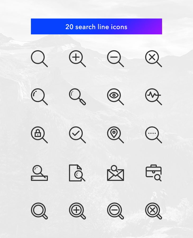 20-free-search-line-vector-icons-preview