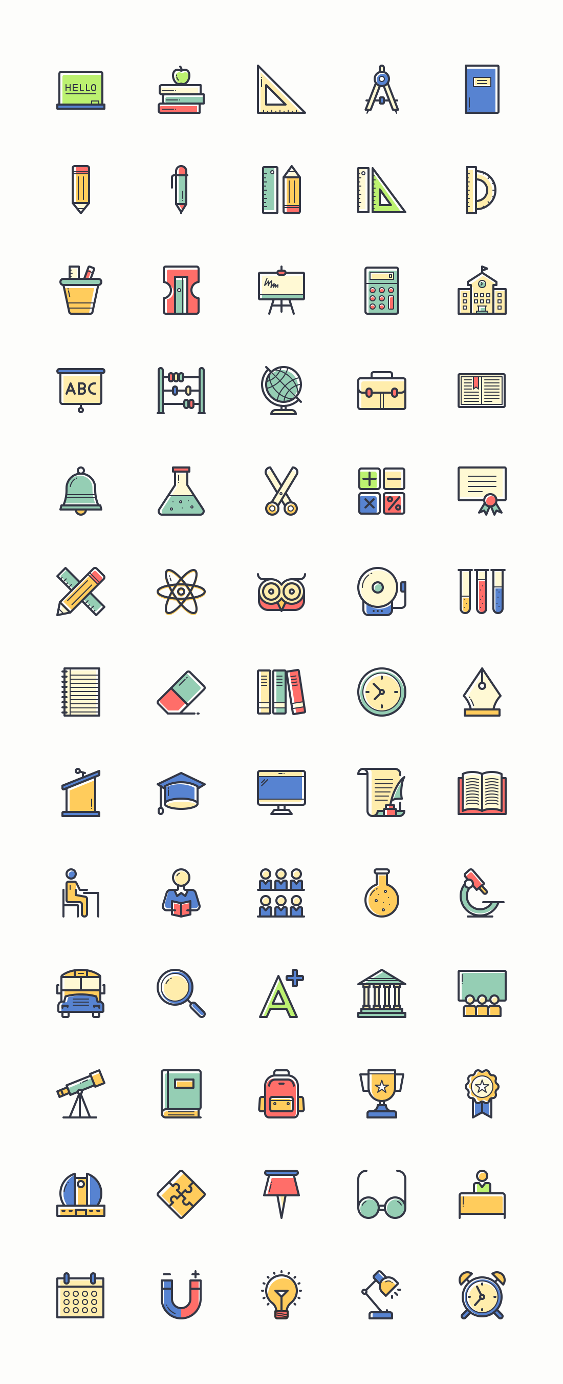 back-to-school-line-icons-colorful-preview-1100px