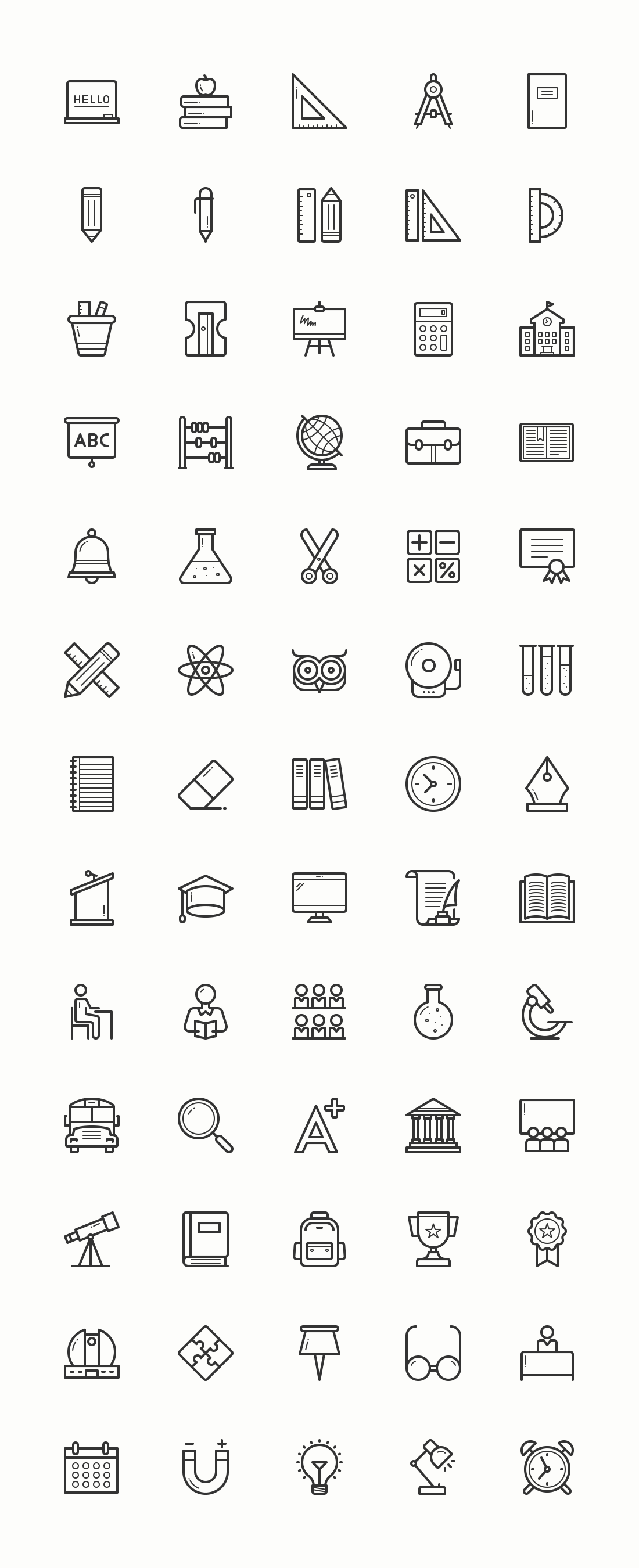 back-to-school-line-icons-grey-preview-1100px
