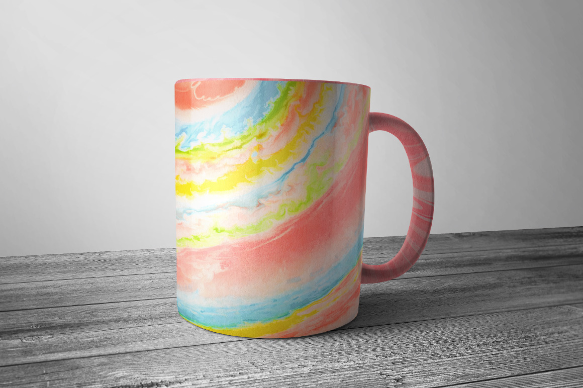 marbling-textures-cup
