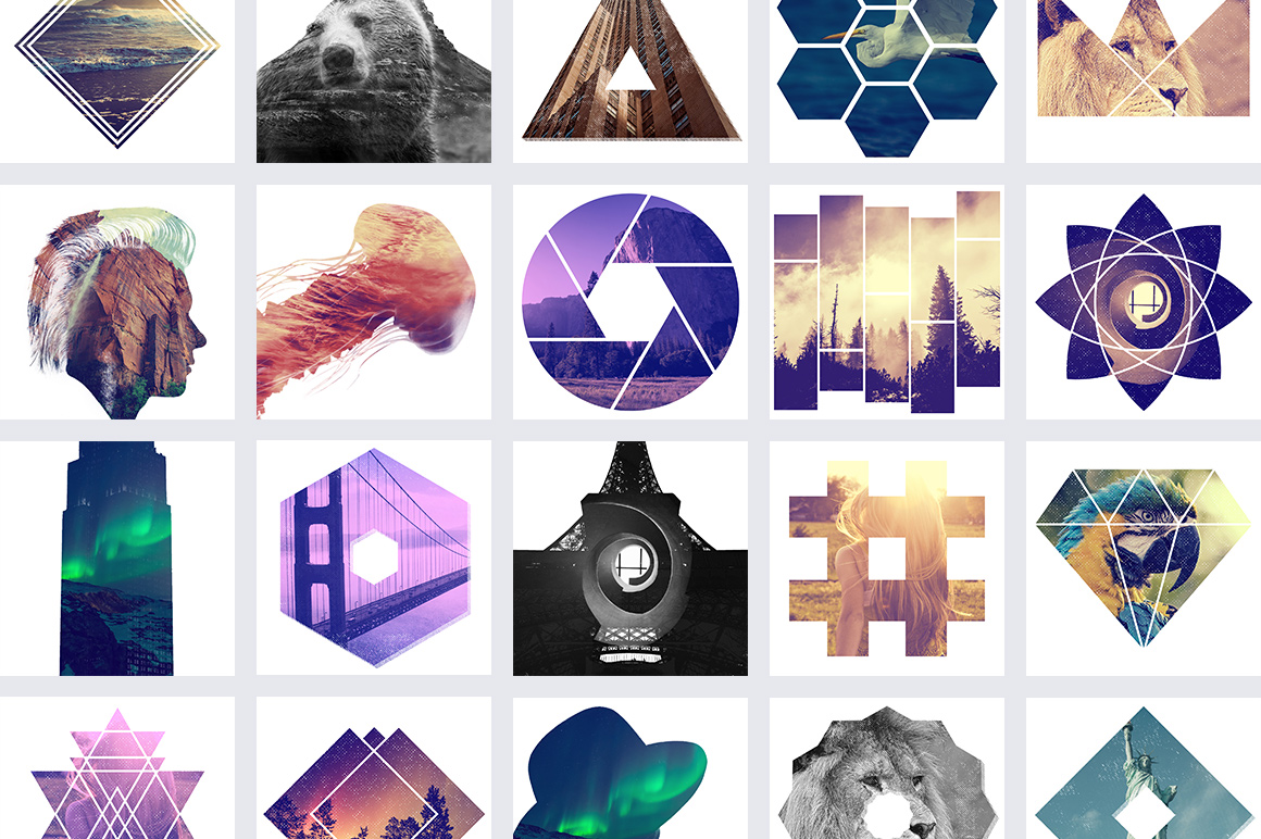 overlay-masks-for-instagram-grid