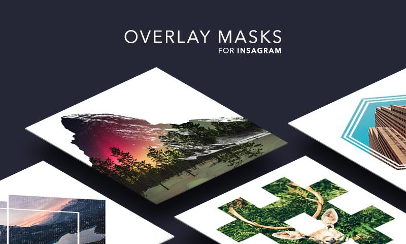 Freebie: Masks for Instagram Photos