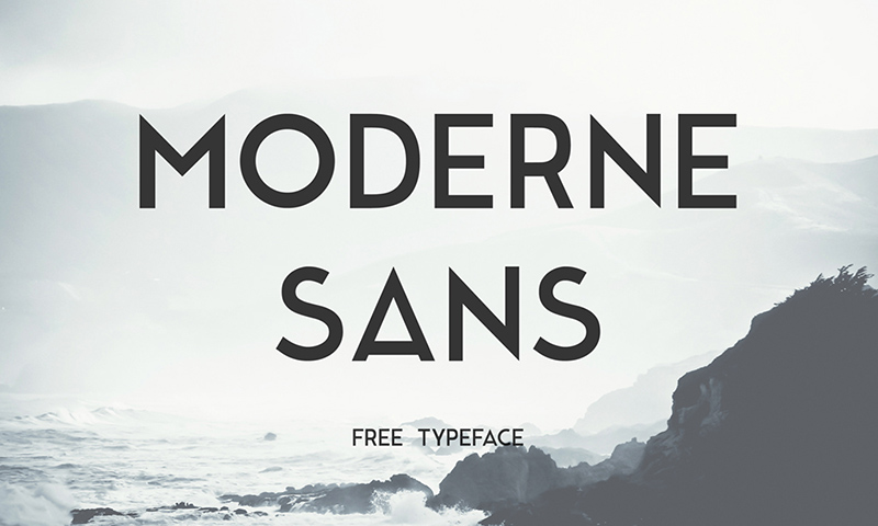 Beautiful Examples of Minimal Typography