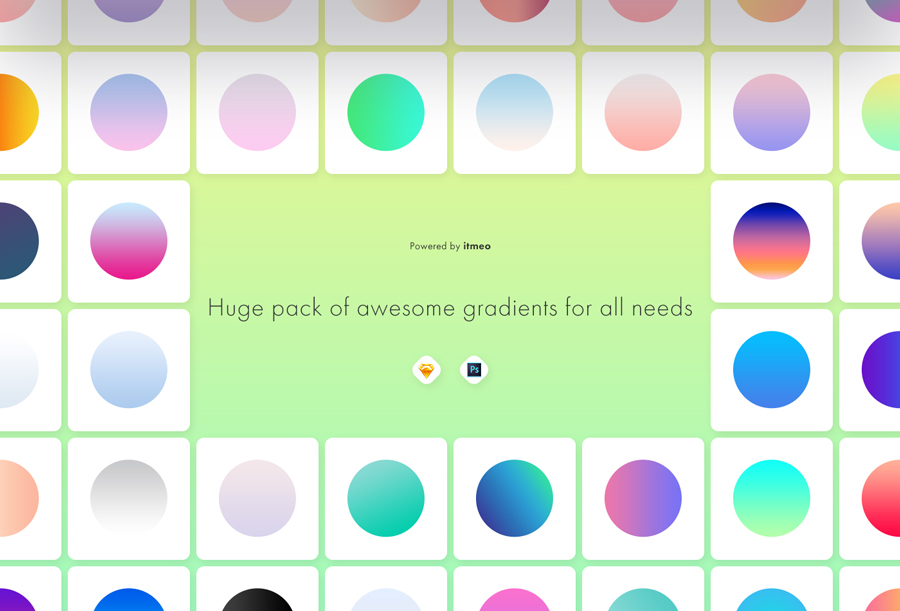 Flat Colors and Design Trends