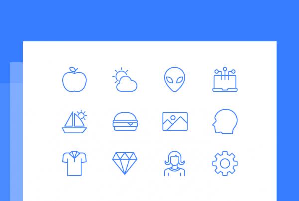 Freebie: Sleekons Minimal Icons